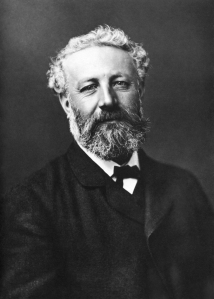 Jules Gabriel Verne 8 February 1828 Nantes, France-20,000 Leagues under the sea was published in 1870.
